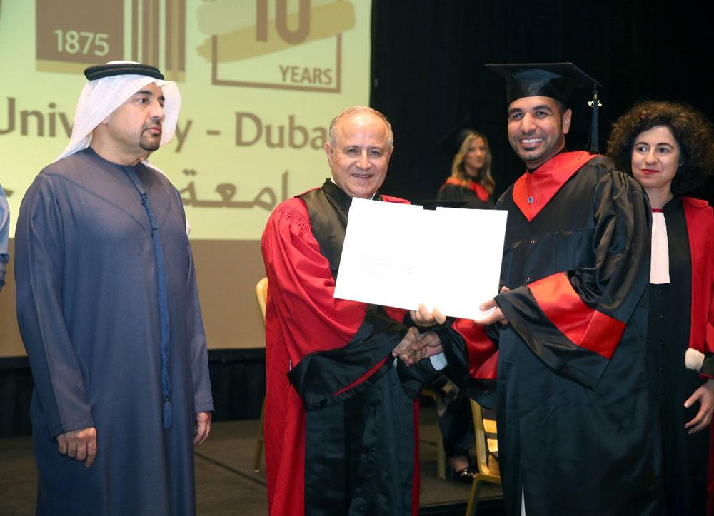 Saint-Joseph University Dubai - LLM In Business Law