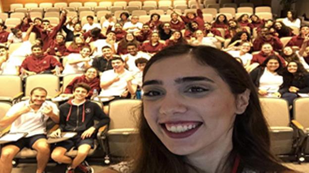 Le SIO au lycée français Théodore Monod à Abu Dhabi