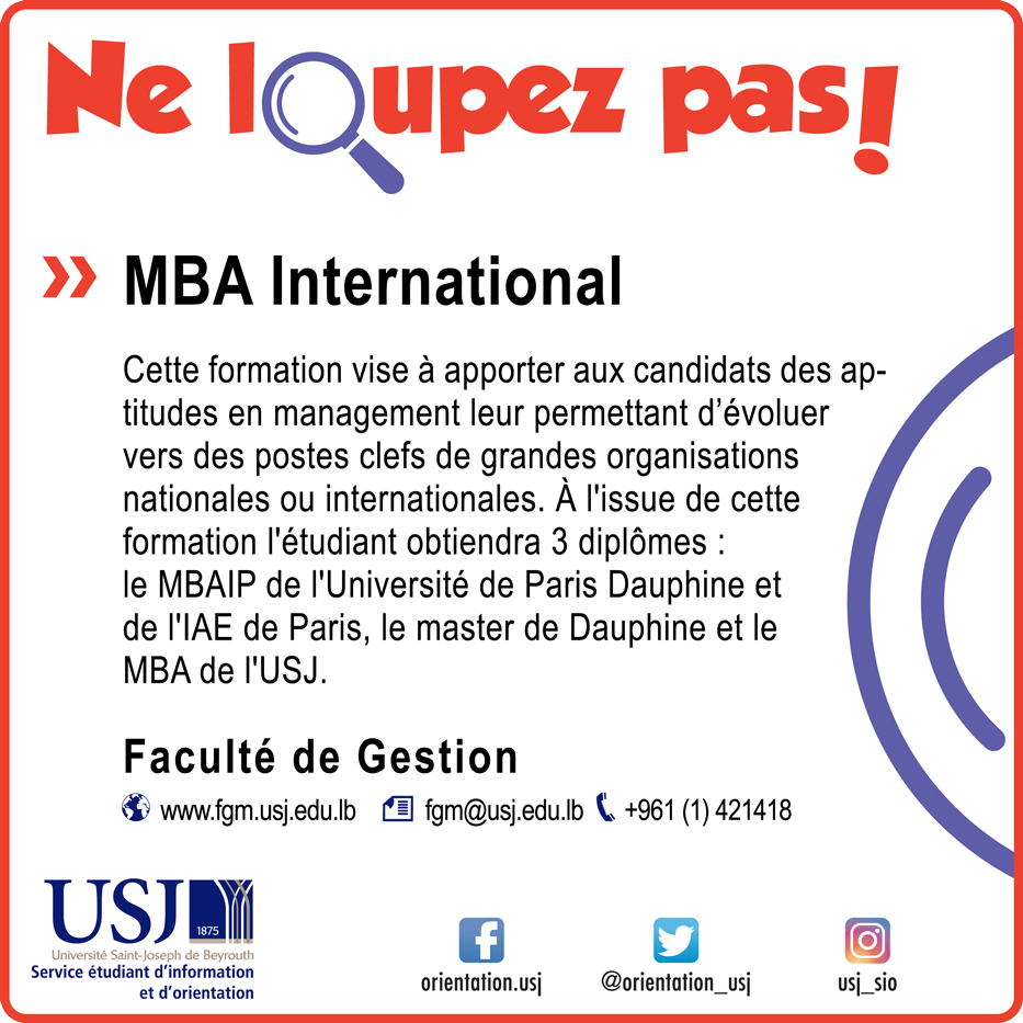 MBA International