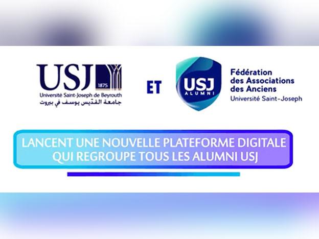 Lancement de la nouvelle plateforme des Alumni de l'USJ