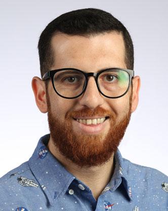 Elias Aydi, PhD